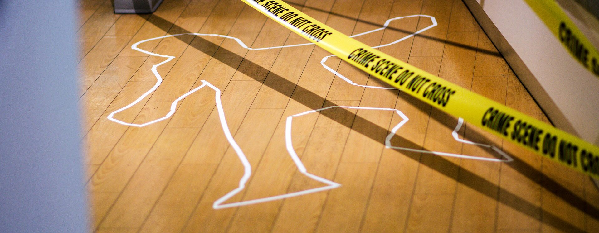 Blog post documenting the surprising parallels between a murder mystery and UX design