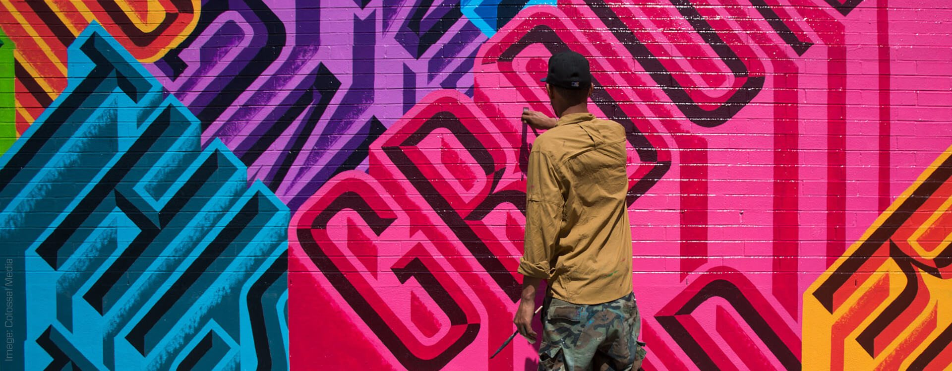 In the age of social media, when brands are searching for ever more meaningful ways to reach their audiences, the hand-painted mural has proven (once again) to be both transformative and a captivating social media magnet.