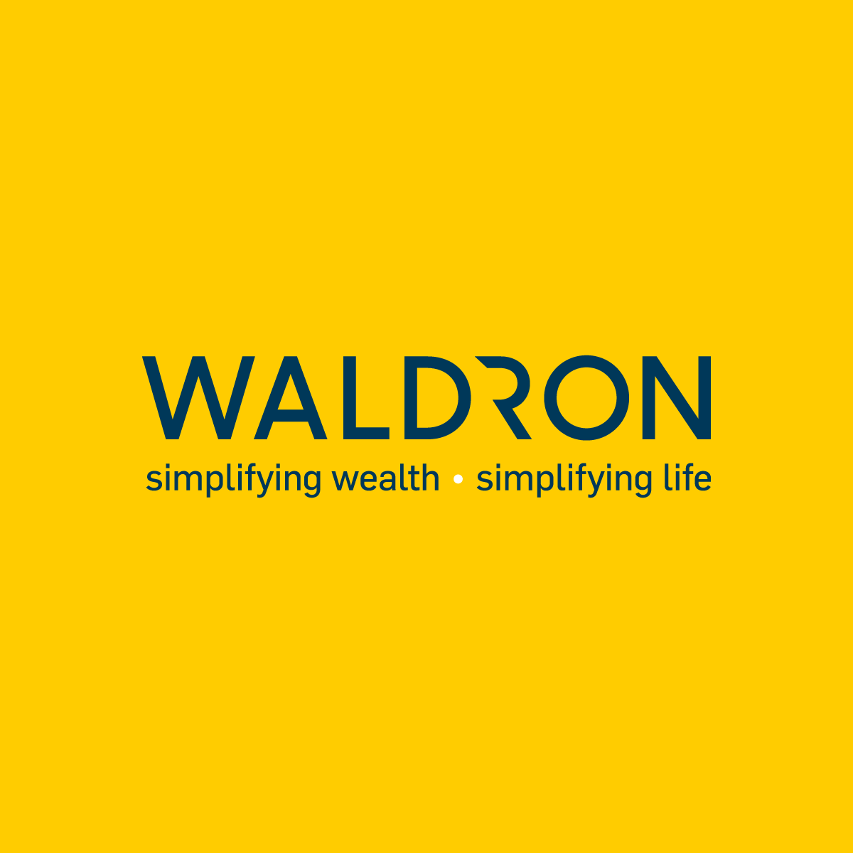 Waldron's rebranding included renaming and revision of the mantra to better embody the brand strategy.