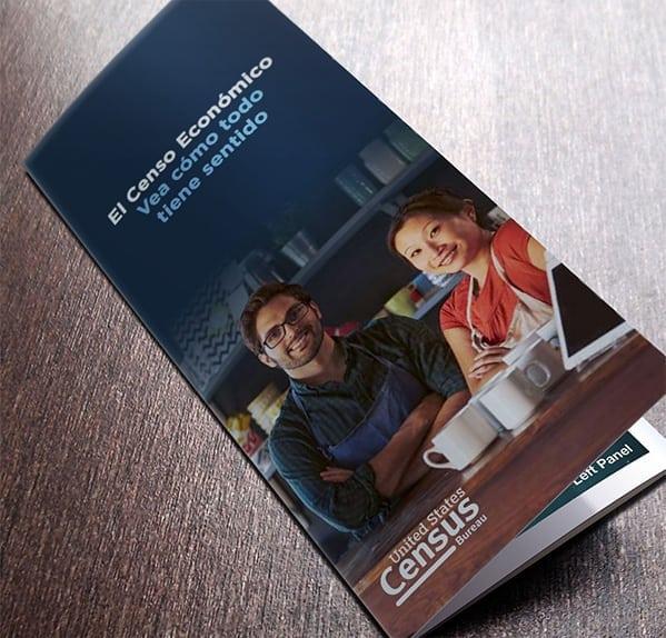US Census Bureau Spanish Brochure