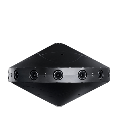 360 degree camera for virtual reality work as one of the tools of this award winning digital agency.